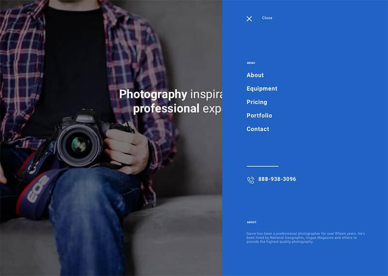 SOLO - Photographer