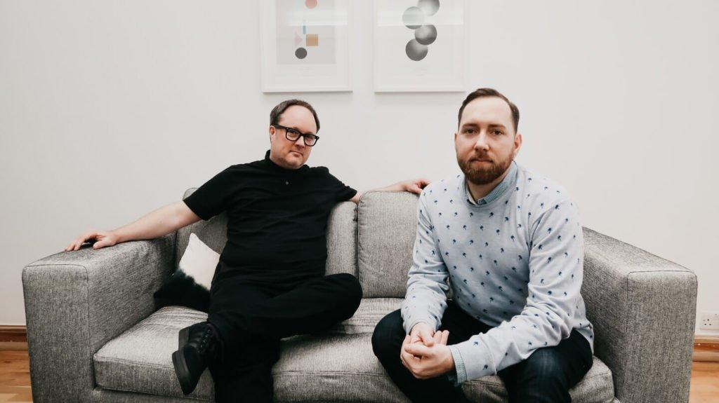 Gavin Aldrich and James Giroux of Groundwork